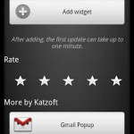 Gmail Widget_4