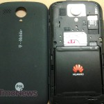 Huawei myTouch innards