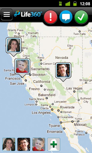 Hands on with Life360 Family Locator and a quick look at