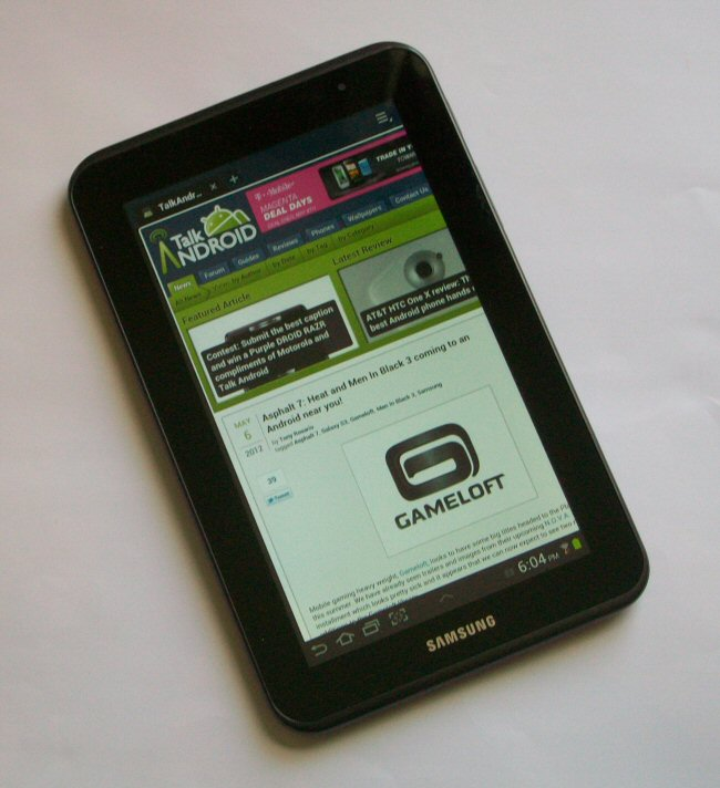 Samsung Galaxy Tab 2 7.0 review: Will this be the first ...