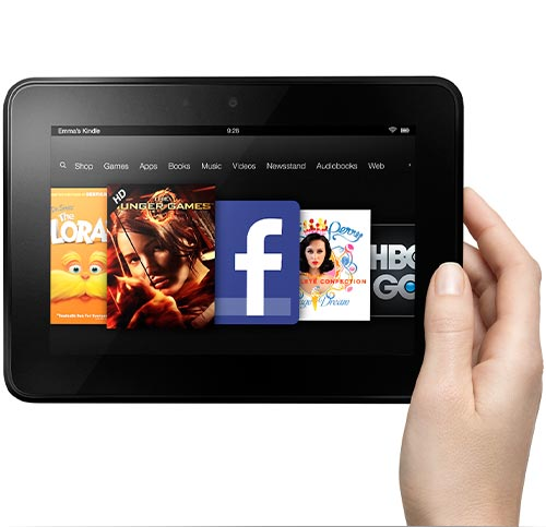 Kindle Fire HD earns best-seller title at Amazon, receives