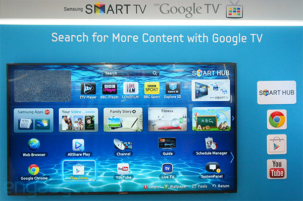 Samsung Smart Tvs To Launch Later This Year With Google Tv
