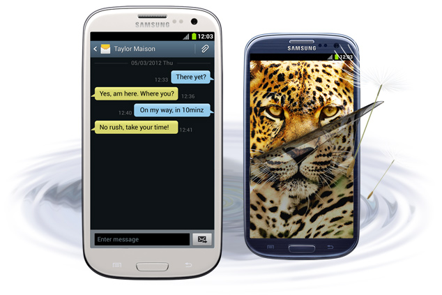 Samsung confirms 4-inch 'mini' Galaxy S III, to be ...