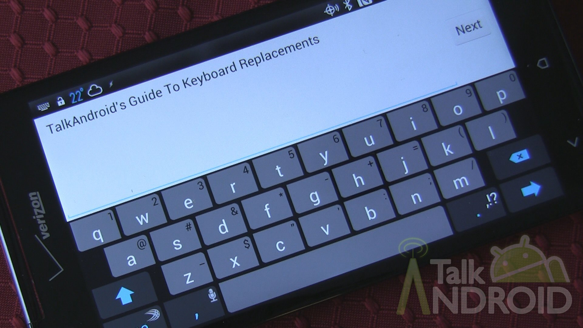 Best Android keyboard replacement apps [April 2014] |
