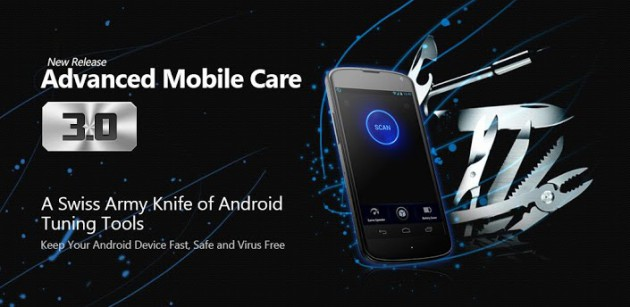 Featured Android App Review Advanced Mobile Care Tools