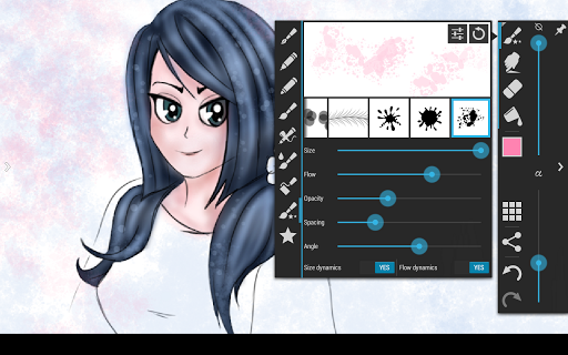 Featured Android App Review: Artflow – Sketch, Paint, Draw