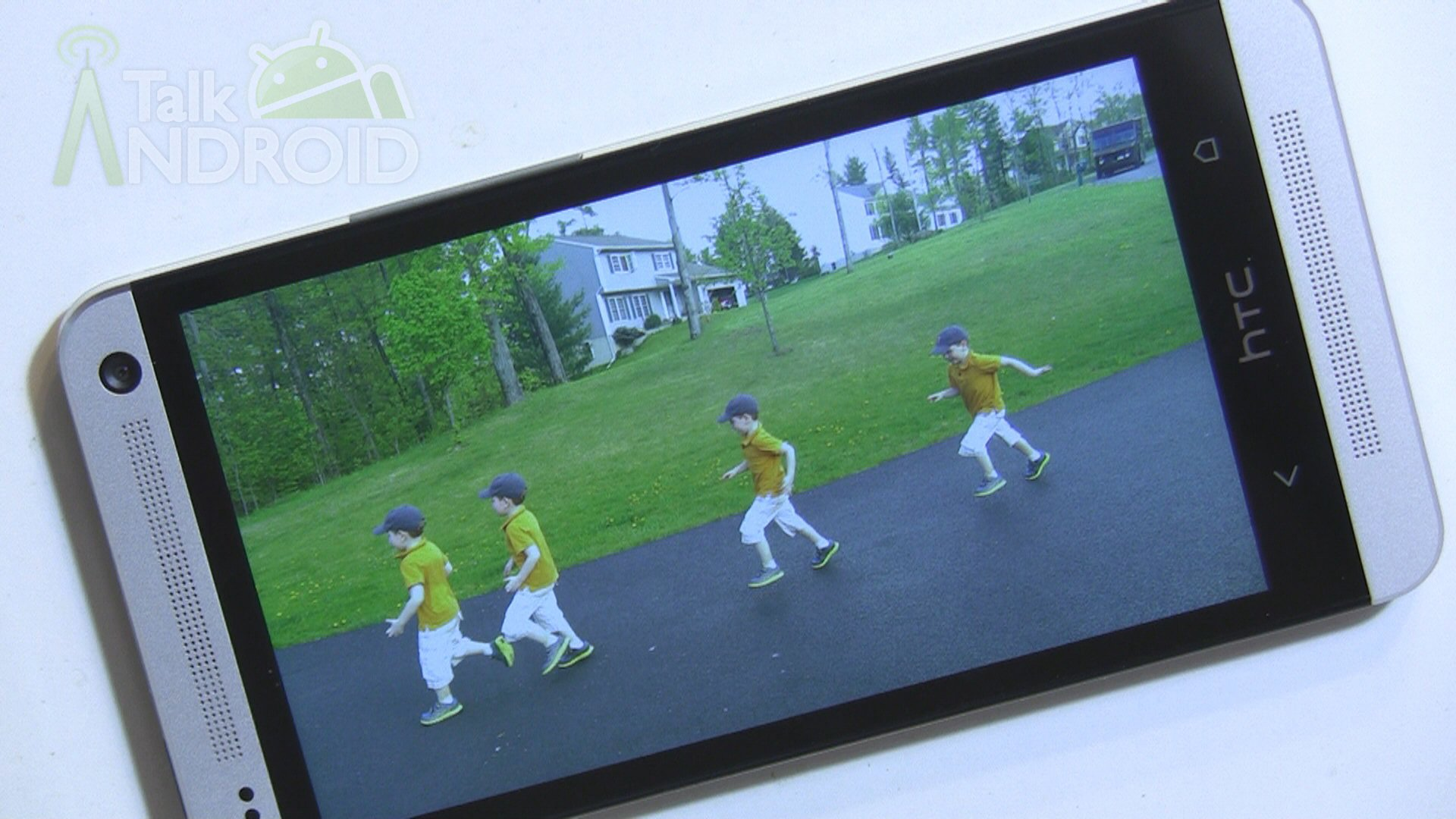 How to make a Drama Shot or Sequence Shot on the HTC One