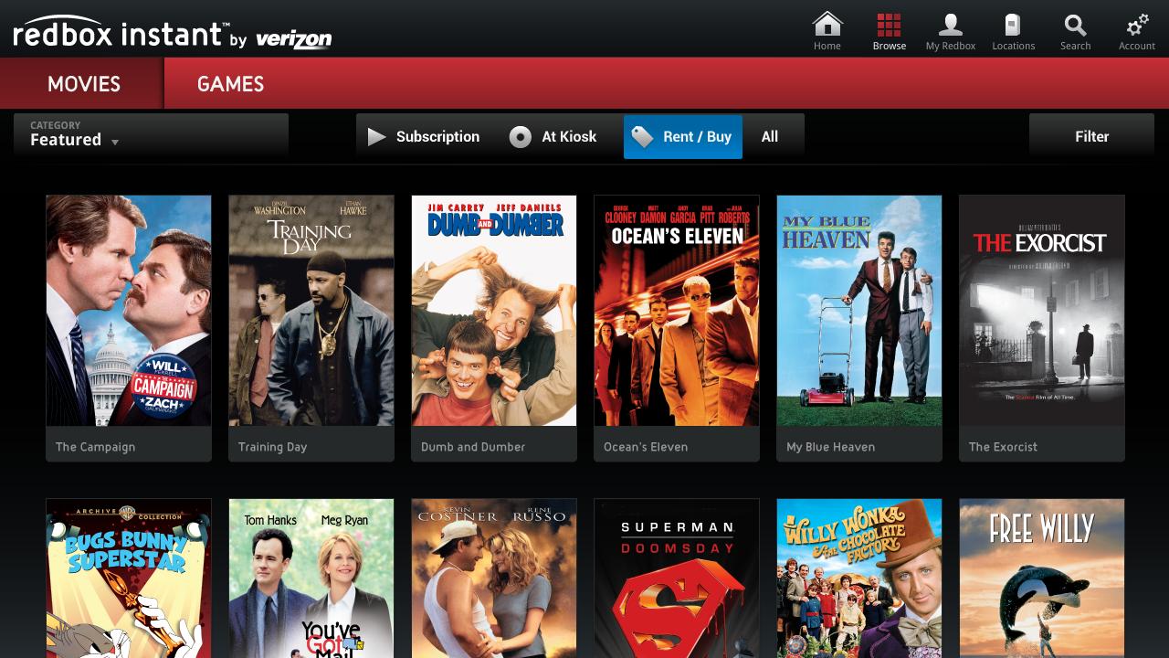 redbox tv apps download