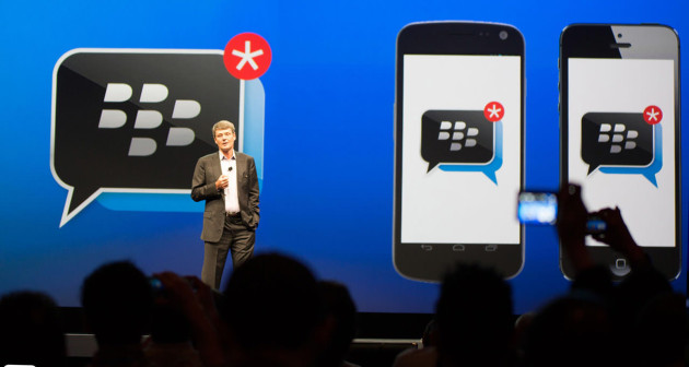 Blackberry Messenger for Android enters beta-testing stage, screenshots leak