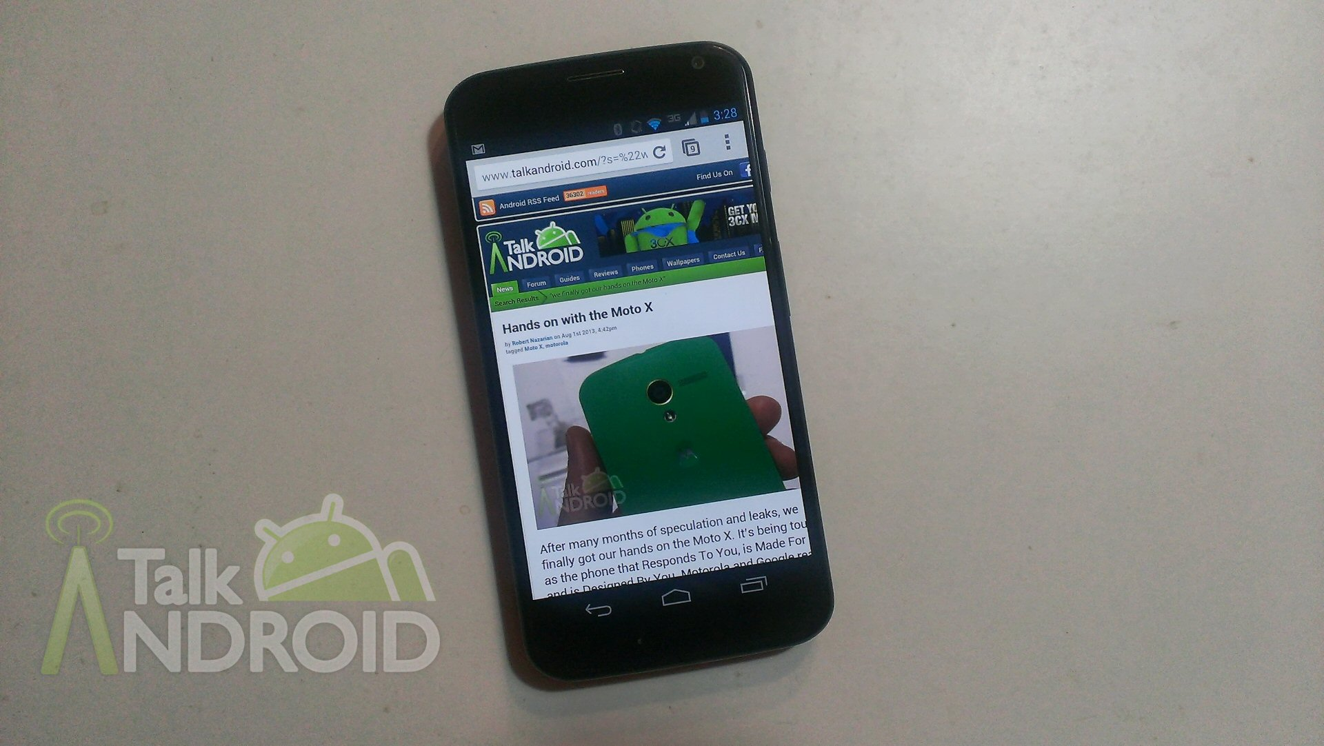 Moto X review: finally a smartphone with features that matter