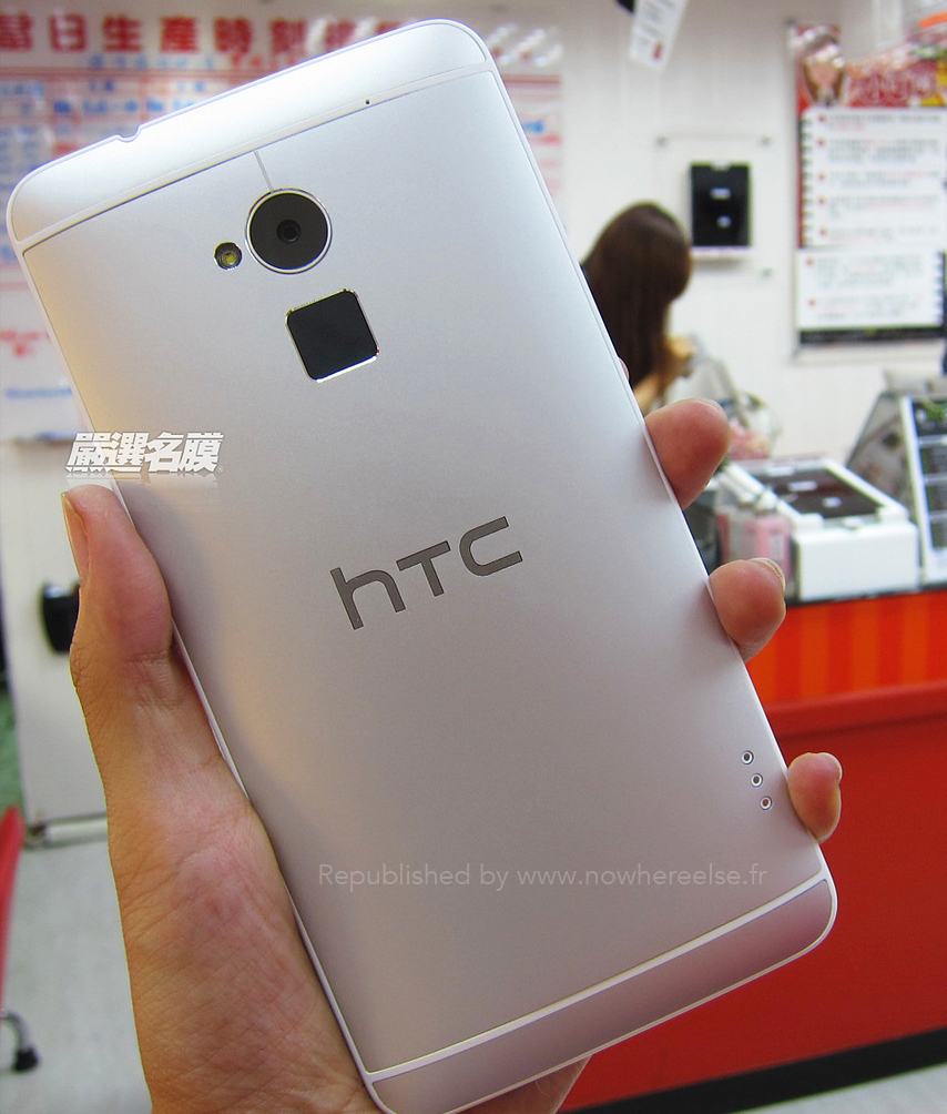 HTC Explains How The One Max Stores Your Fingerprint Data, Eases Highly Concerned End Users