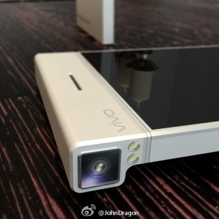New Renders Of A Vivo Nikon Camera Phone Surface