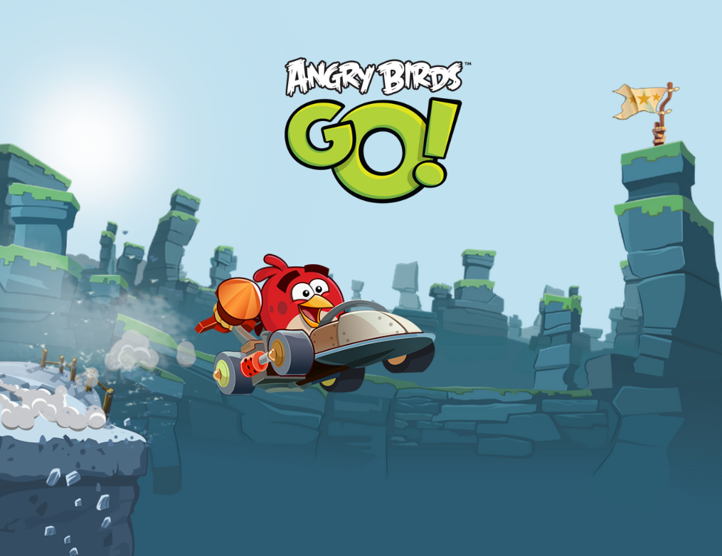 Angry birds go release date set for december 11 talkandroid angry birds games new app angrybirdsgo voltagebd Choice Image