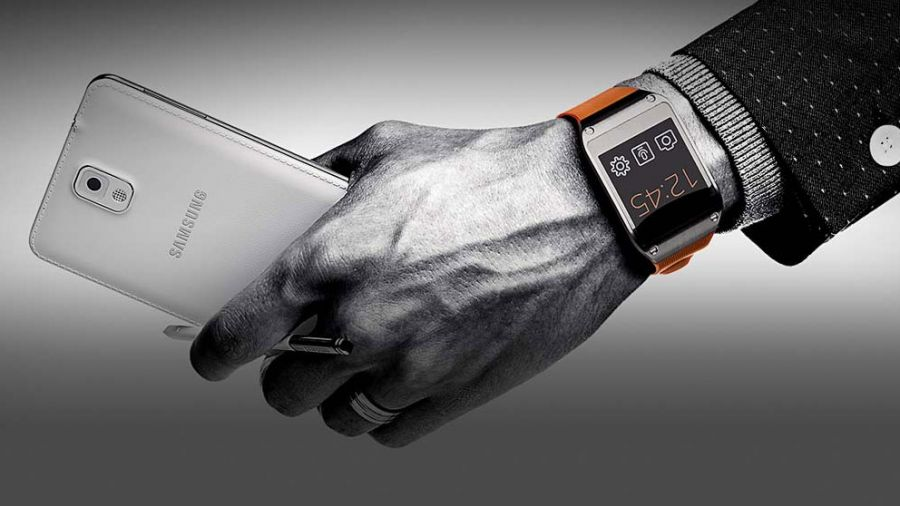 Galaxy Gear Smart Watch Note 3 Comp
