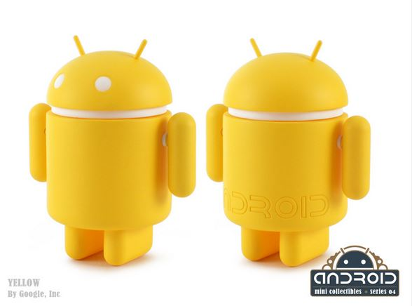 Yellow Android