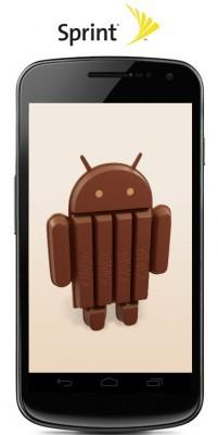 Android 4.4 KitKat makes its way to Sprint's Galaxy Nexus via custom ROM 'SlimKat'