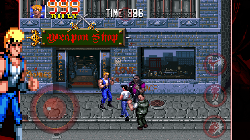 Classic 1987 Arcade Favorite Double Dragon Trilogy Released To