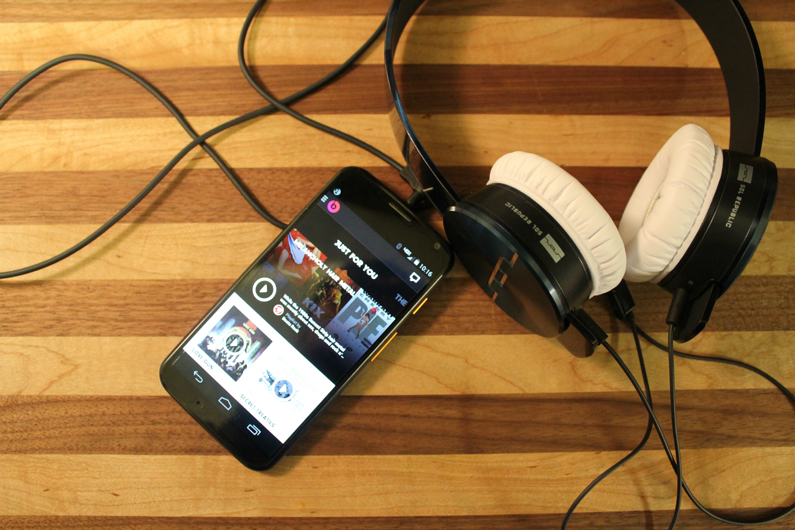 Seven Days with the new Beats Music app