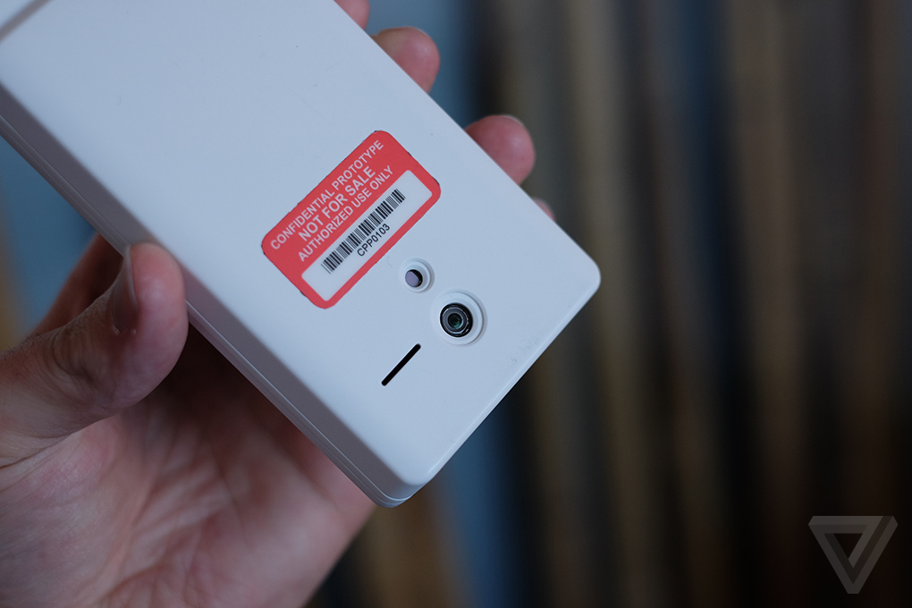 Here's a much closer look at Google's Project Tango