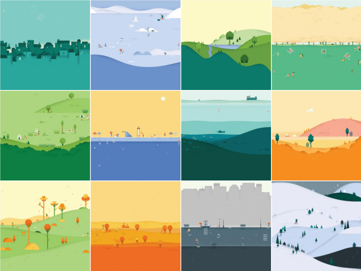 All Google Calendar Illustrations : Get in the fall spirit with google calendar s new seasonal