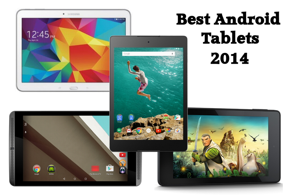 The Best Tablets Android to Give This Christmas