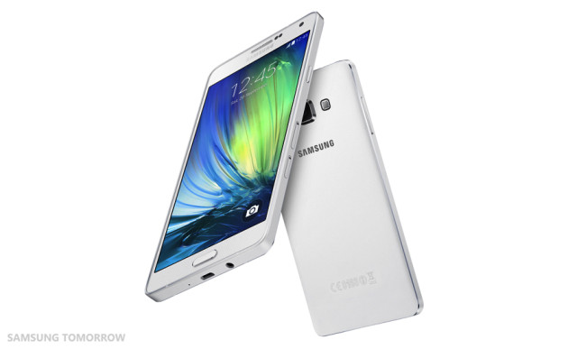 Samsung's Galaxy A7 announced for Russian markets with pricing information