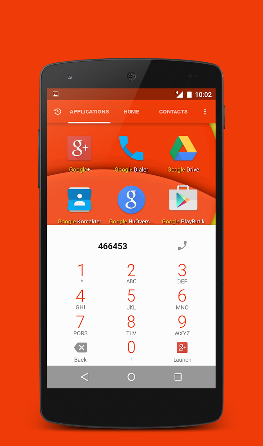 New App] Bring a unique twist to your homescreen with T9 Launcher