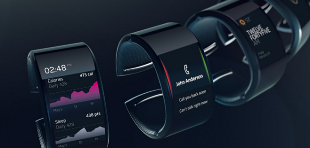 Neptune Duo is a smarter-watch with a companion touchscreen dumb phone