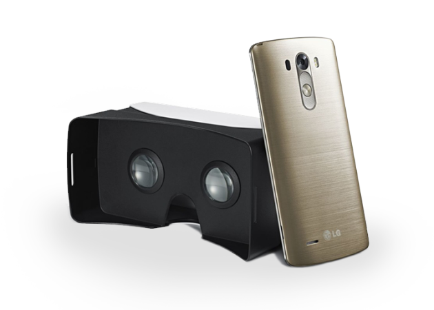 Get A Free VR Headset with the Purchase of an LG G3