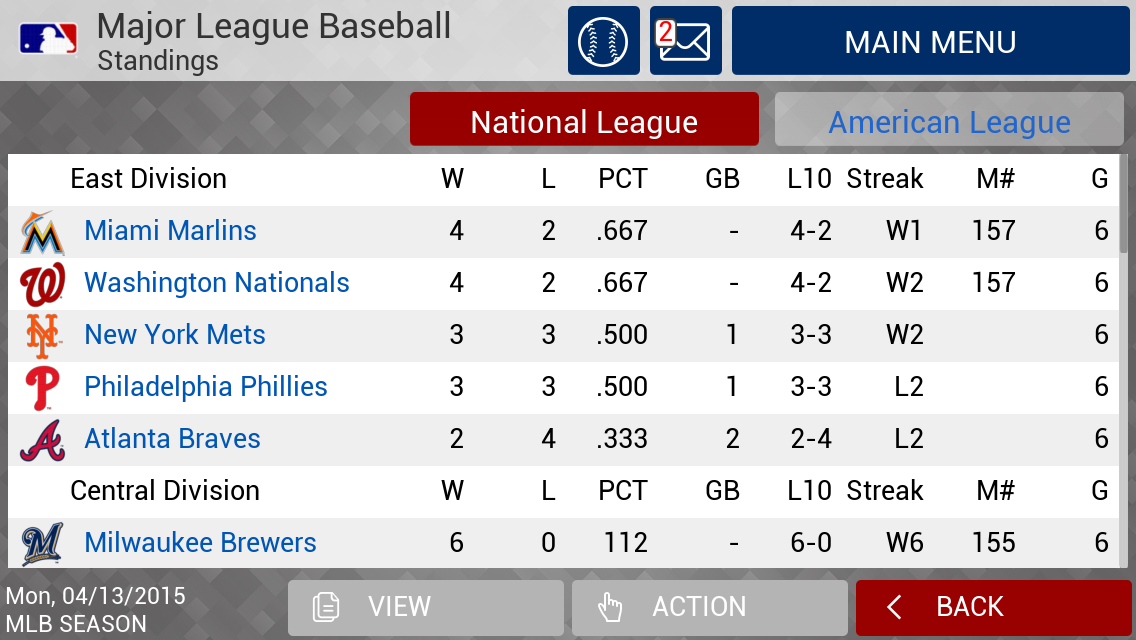 Mlb Manager 2015 Heads To The Play Store For This Season