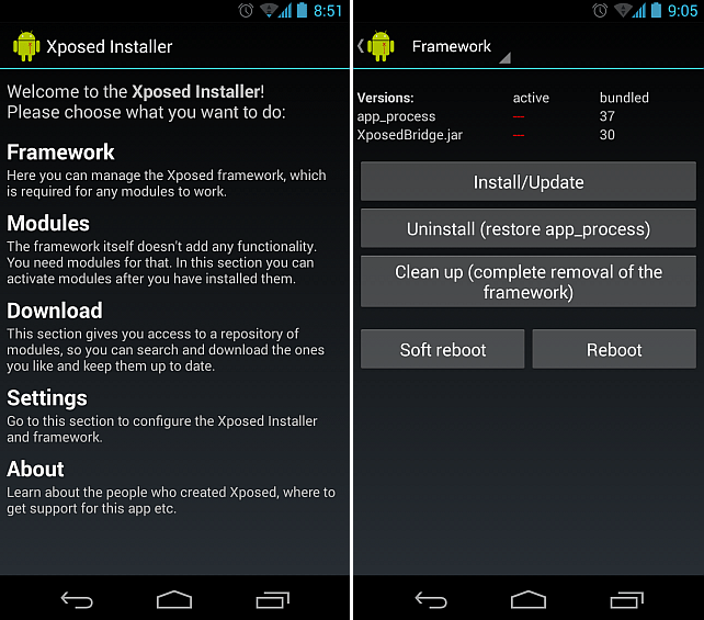 xposed framework apk file download