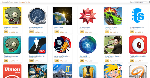 Amazon.co.uk  Free App of the Day  Apps   Games