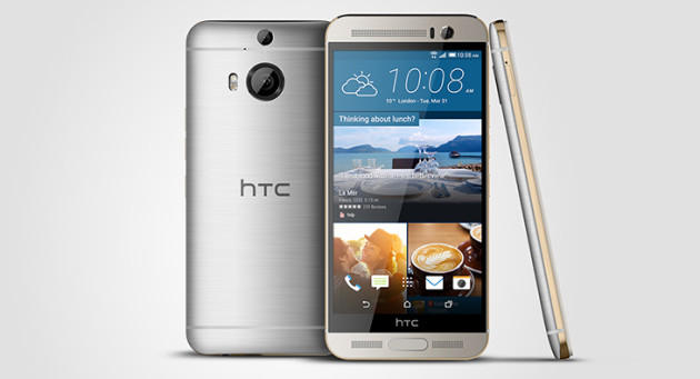 HTC_One_M9Plus Silver