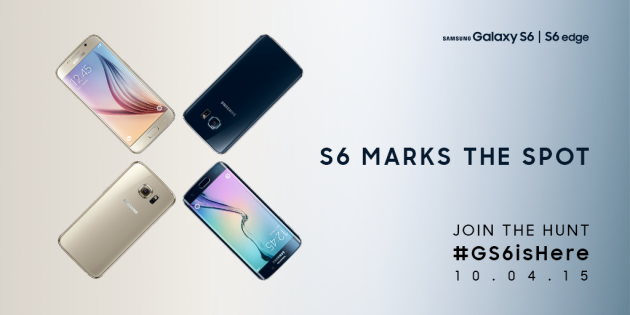 Samsung-GalaxyS6-Join-The-Hunt