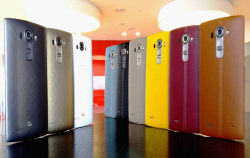 LG G4 Variety of colours