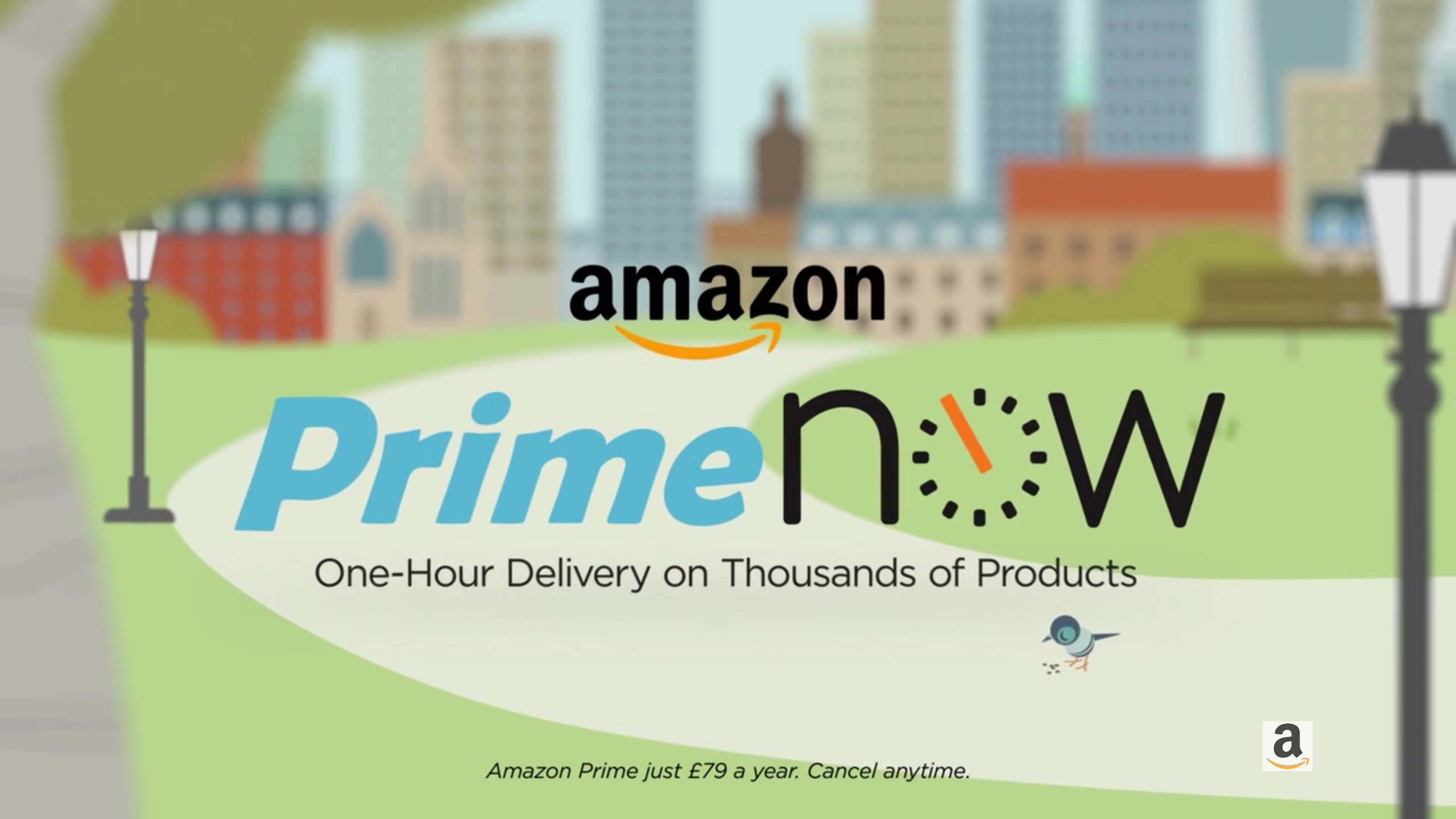 Amazon Expands Its Prime Now Coverage In London