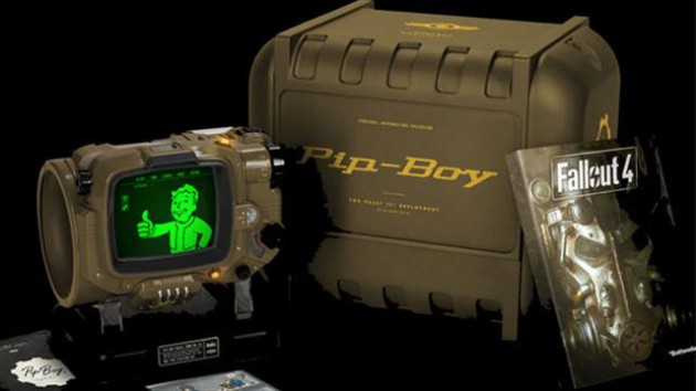iphone pip boy pip boy wearable will house many popular smartphones 12136