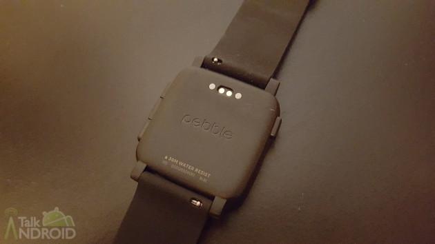 pebble time gray TA 2