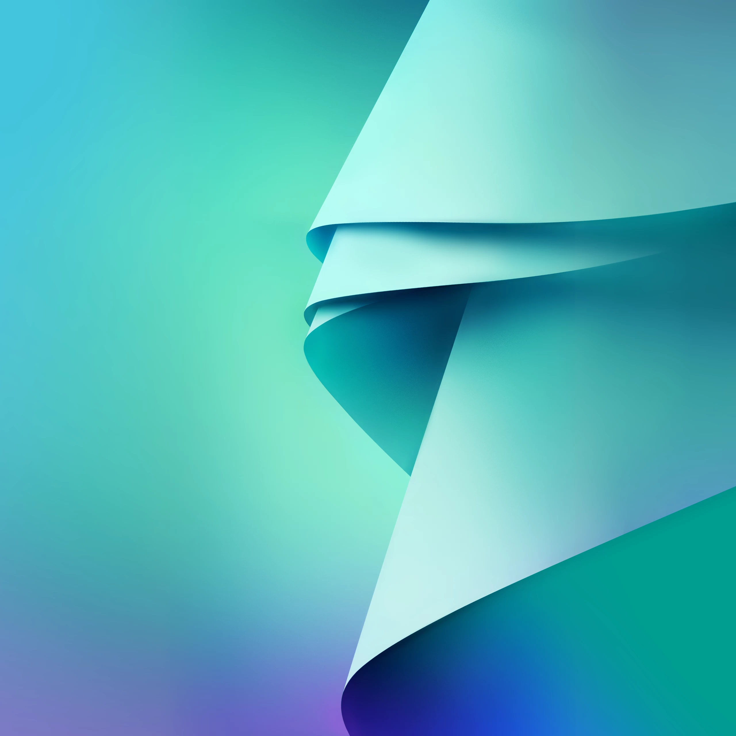 Here are 6 high-resolution stock wallpapers from the Galaxy