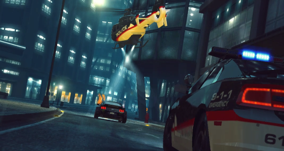 Need for Speed: No Limits' is now available in the Play
