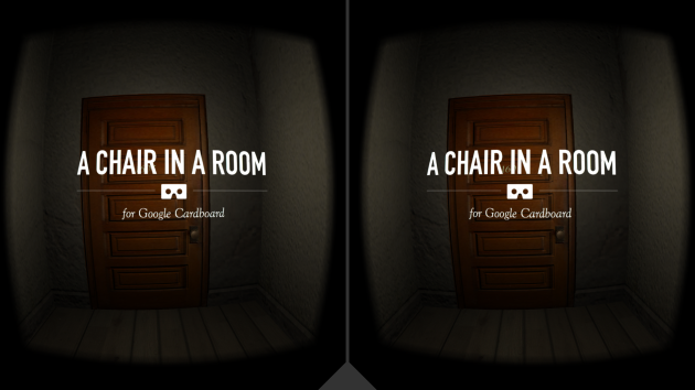 [App Review] 'A Chair in a Room' is the scariest game I've ever played
