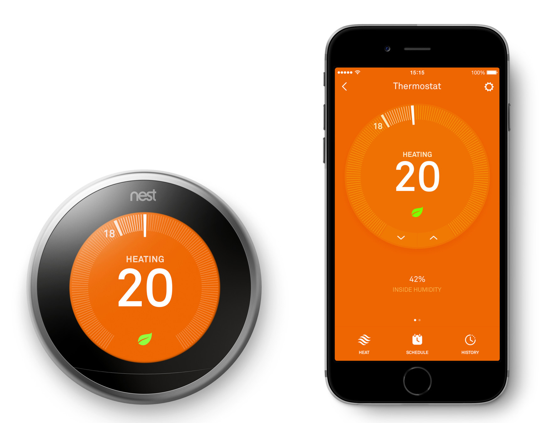 nest s 3rd generation learning thermostat is now available. Black Bedroom Furniture Sets. Home Design Ideas