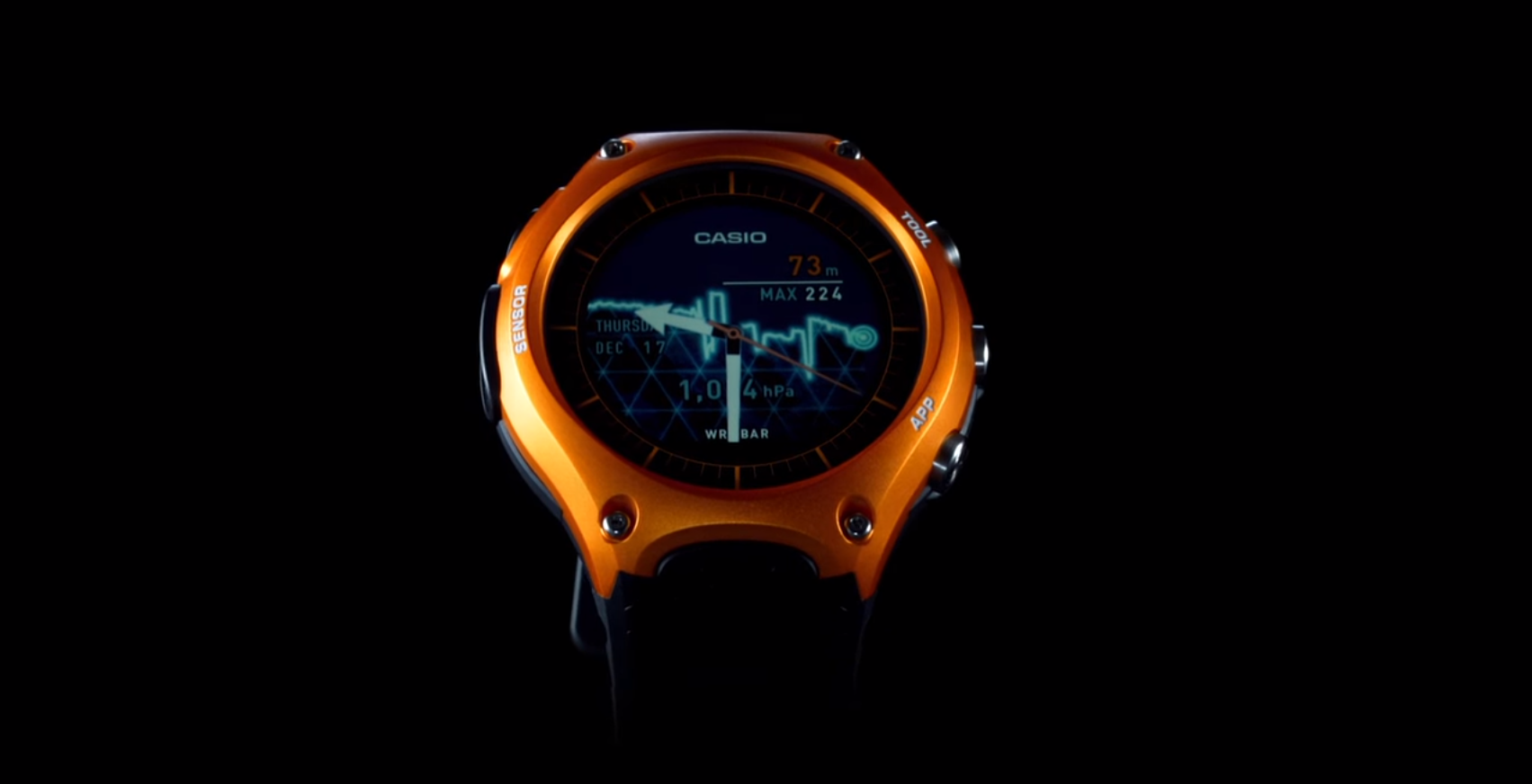 Android Wear. Much More Than A Watch.