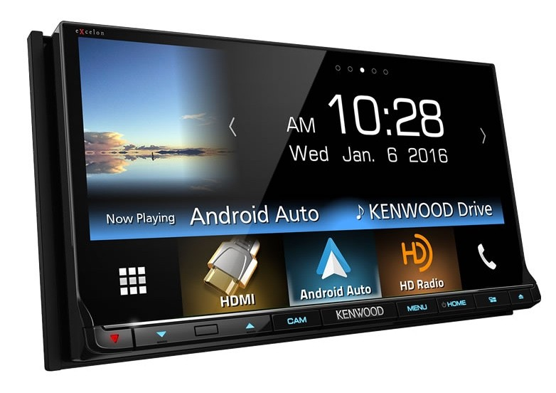 Kenwood announces new car stereo models including more support for