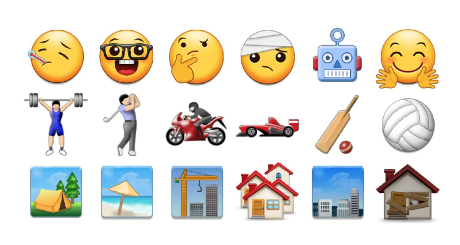 New and altered emojis are on the Samsung Galaxy S7