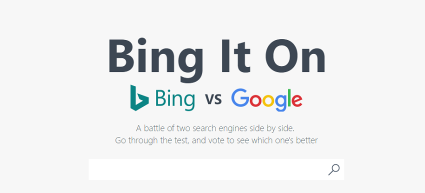 I ditched Google, used Bing for a month and here's what ...