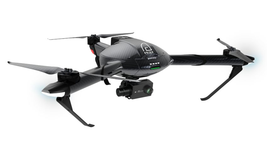 You won't believe how fast YI Technology's new tri-copter drone can travel