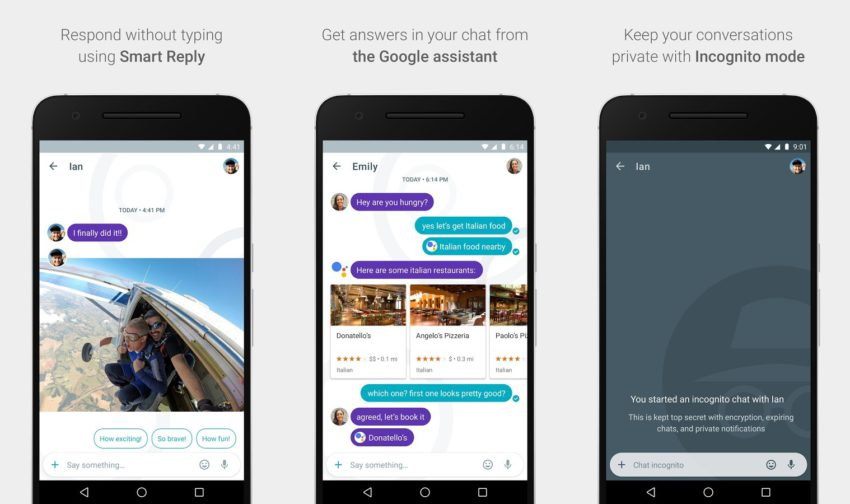 google_allo_features_launch