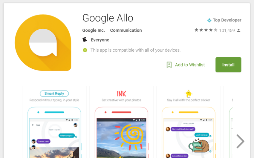 google_allo_play_store_listing_092516