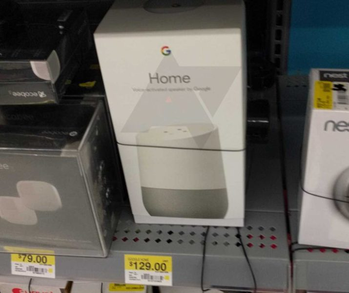 google-home-at-walmart-early